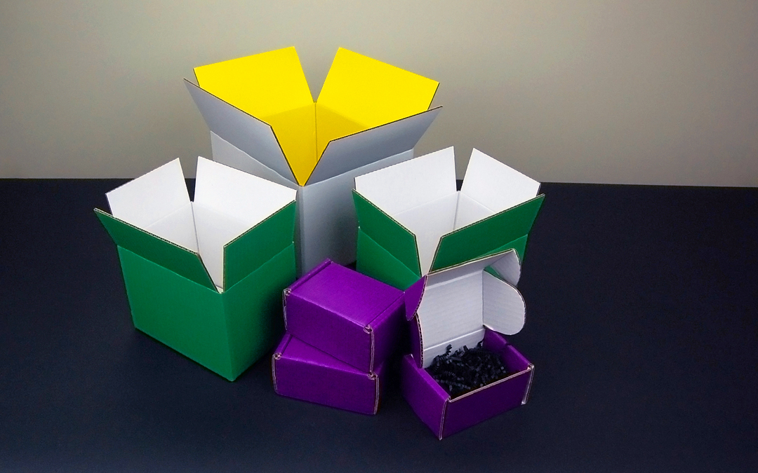 Custom Boxes – Designed by You, Made by The Packaging Company