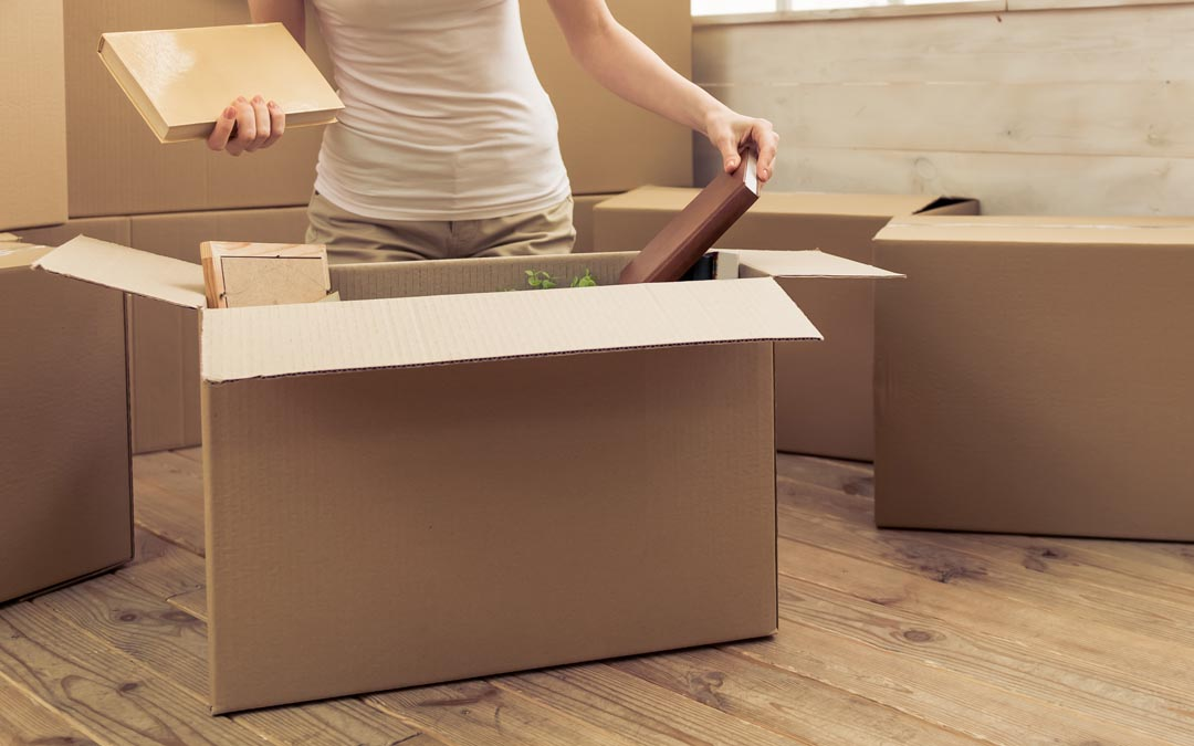 The 3 Moving Boxes You'll Need for Packing