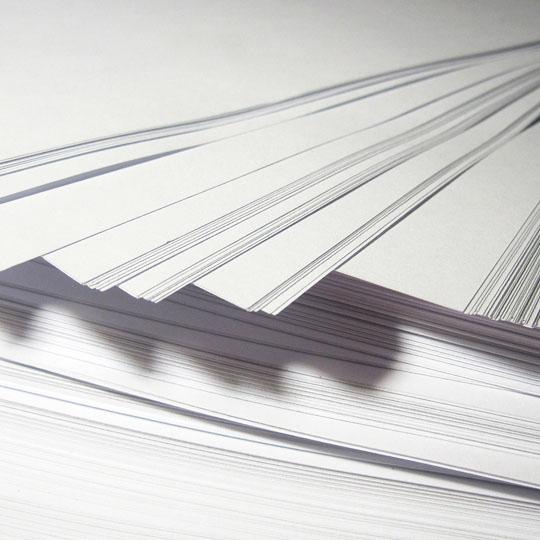 1. Copy Paper