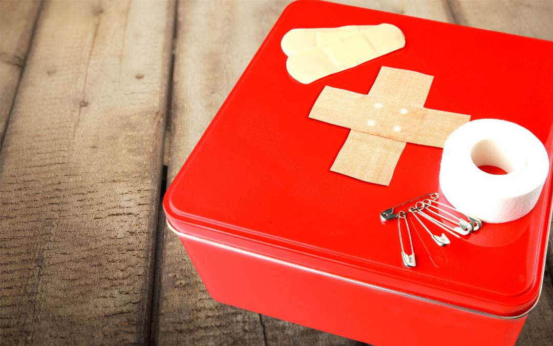 The 6 Basics of First Aid Kits