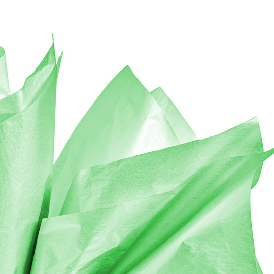 Colourful Packaging: Tissue Paper