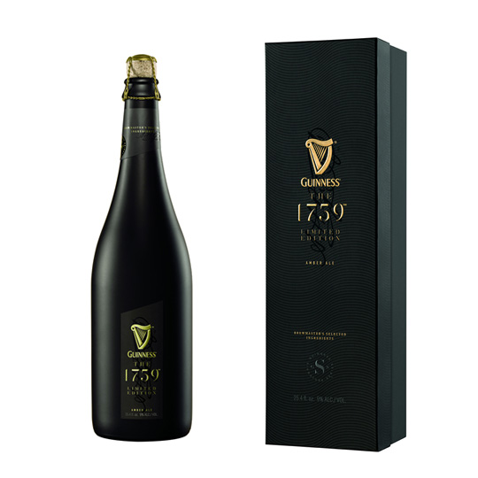 Iconic Packaging: Guinness The 1759 Bottle