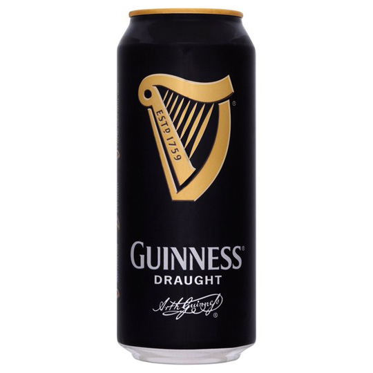 Iconic Packaging: Guinness Tall Can