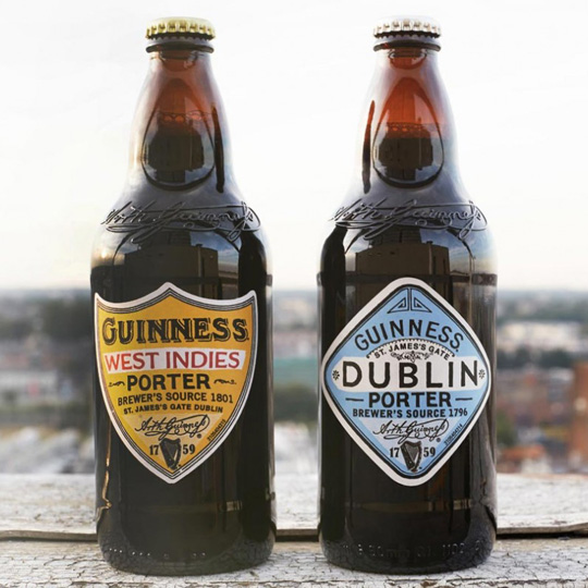 Iconic Packaging: English Porters