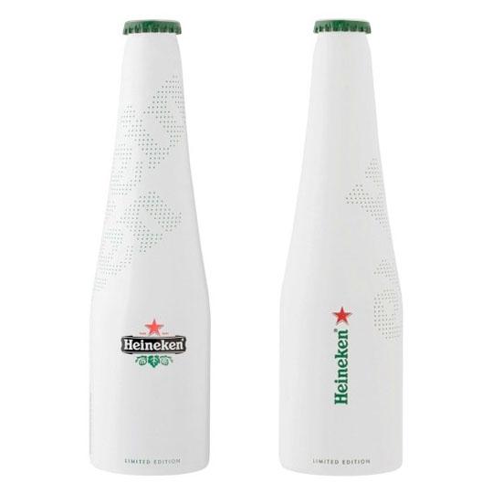 Beer Bottle Packaging: Heineken