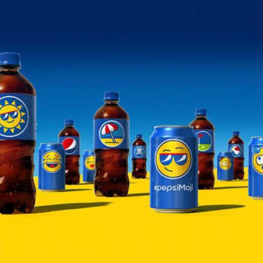 Iconic Packaging: #pepsiMoji
