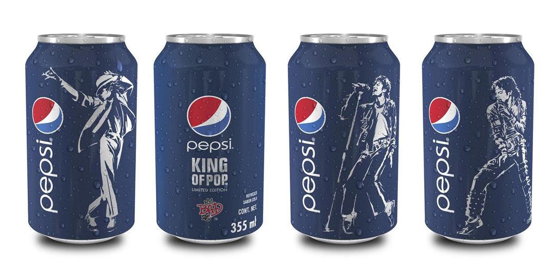 Iconic Packaging: King of Pop Cans