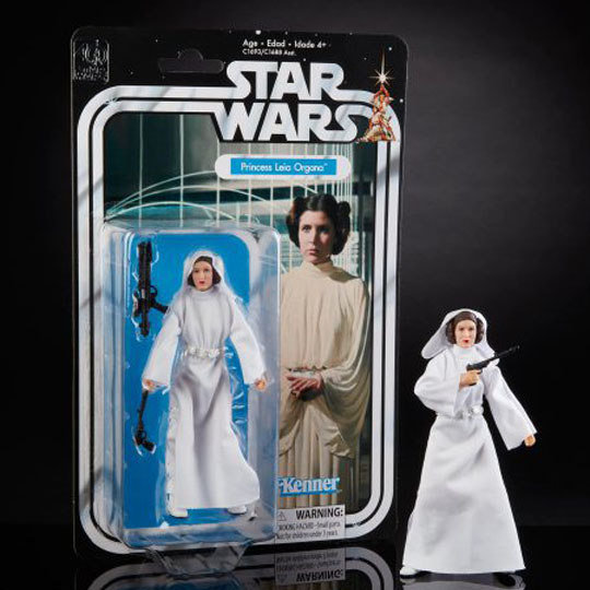 Star Wars Packaging: Retro Action Figures