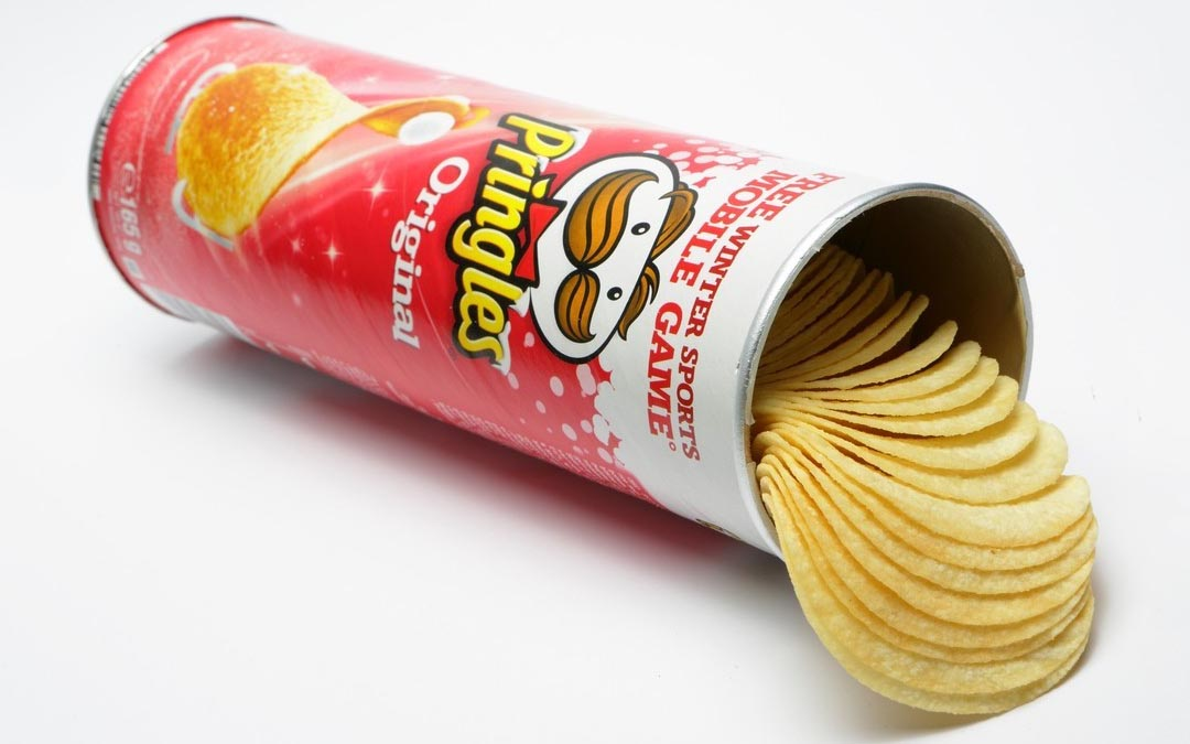 Iconic Packaging: Pringles