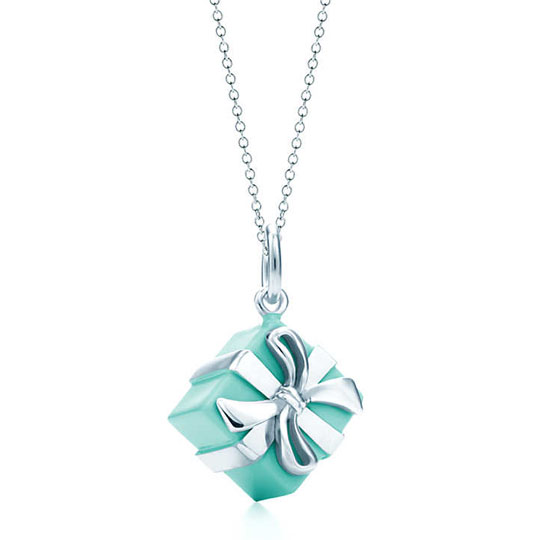 Iconic Packaging: Tiffany Blue Box Charm