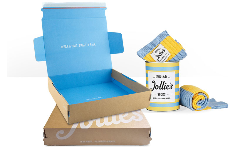 Unboxing Experience Examples - Jollie's