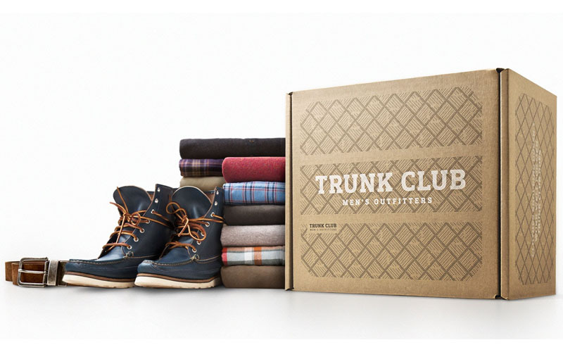 Unboxing Experience Examples - Trunk Club