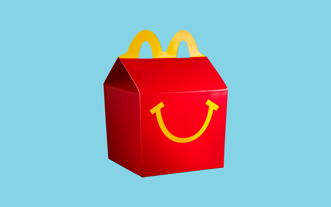 Iconic Packaging: McDonald's Happy Meal