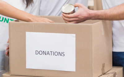5 Packaging Supplies for Food Drives