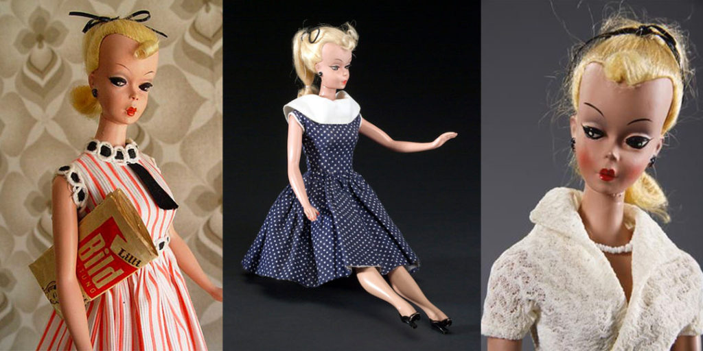 Iconic Packaging: Barbie - Bild Lilli