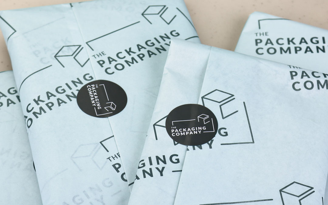 Custom Labels and Custom Tissue Paper: A Perfect Pairing