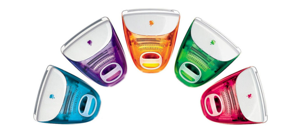 Iconic Packaging Apple: iMac G3
