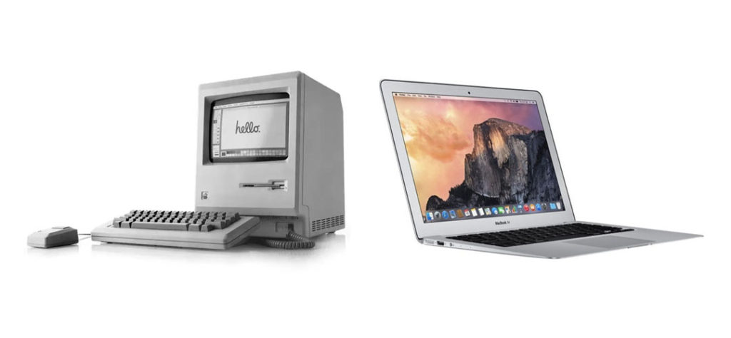 Iconic Packaging Apple: Macintosh