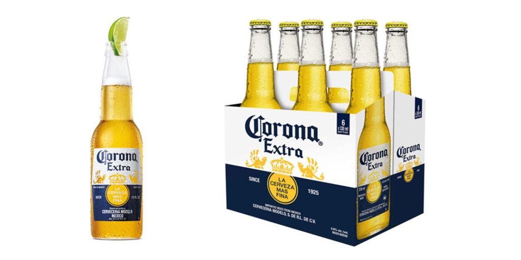 Corona Extra: Classic Bottle