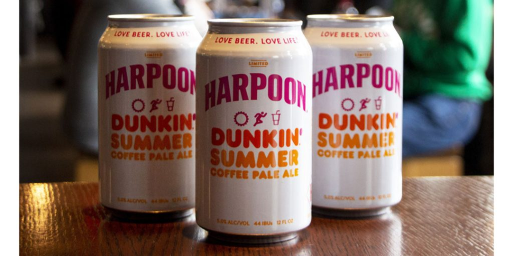 Dunkin Donuts: Beer