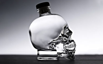 Iconic Packaging: Crystal Head Vodka