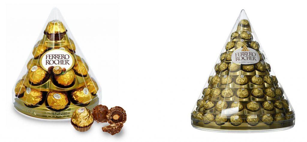 Ferrero Rocher: Cone