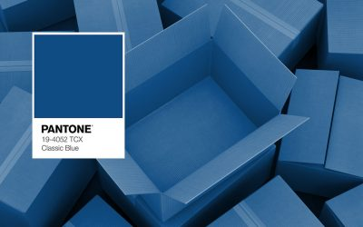Classic Blue Announced as Pantone's Color of the Year 2020