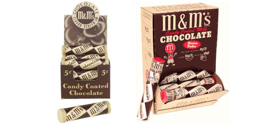 M&M's: Original Packaging