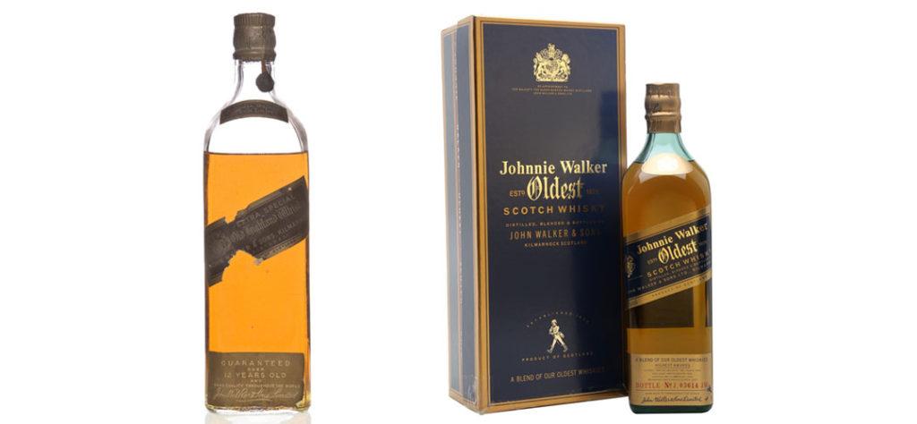 Iconic Packaging: Johnnie Walker - Original Bottle