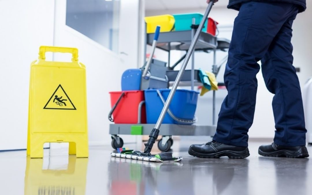 5 Items Your Janitor Needs for Easy Maintenance