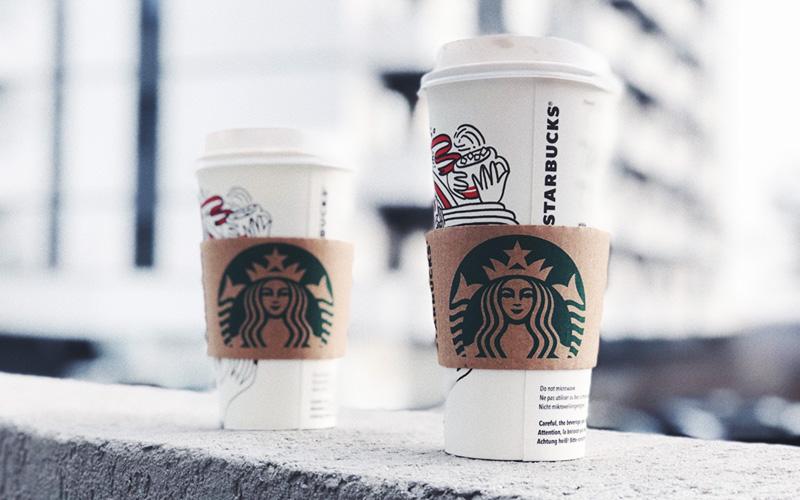 Coffee Cup Sleeves - Starbucks