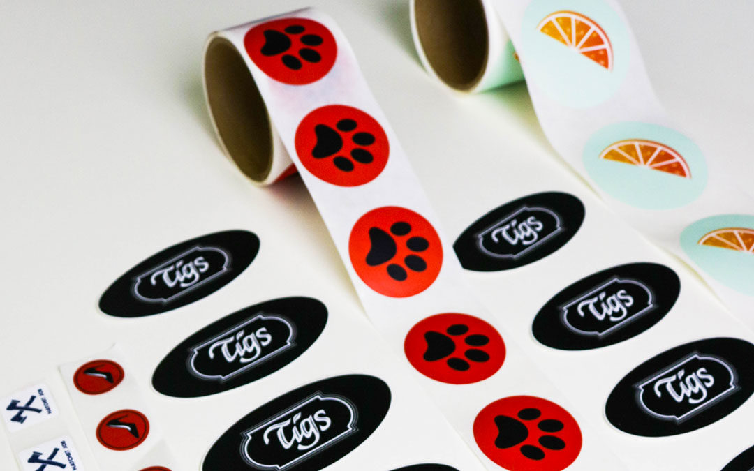Stickers vs Labels: What's the Difference?
