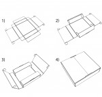 E-Commerce Box - Double Locking - 12