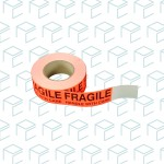Fragile/Handle With Care' Label - 2