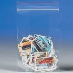 Minigrip® Reclosable Poly Bags, 2 x 5