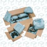 Instapak Quick® RT Foam Packaging 22