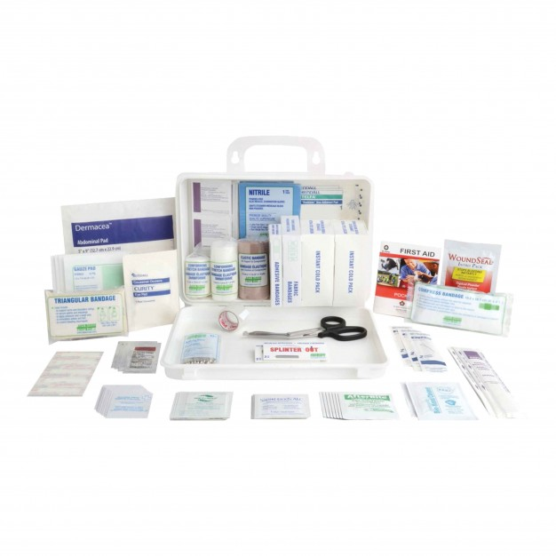 St. John Ambulance First Aid Kit, Deluxe Sports Edition