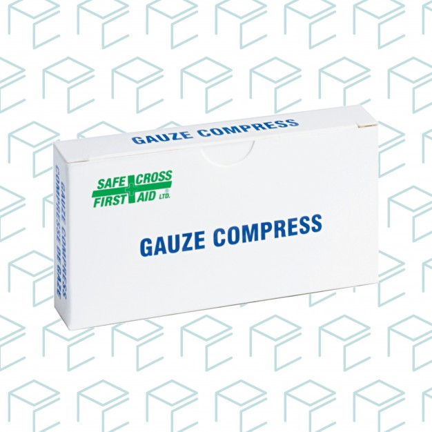 """Gauze Compress Bandage 36"""" x 36""""- 1pk"""