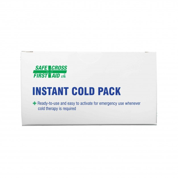 Small Instant Cold Pack, Boxed