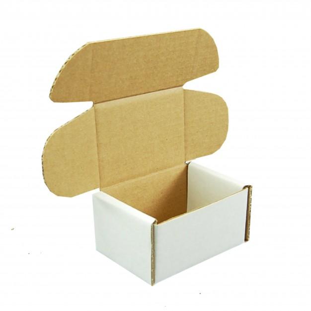 """E-Commerce Box - Tab Locking - 4"""" X 3"""" X 2.25"""""""