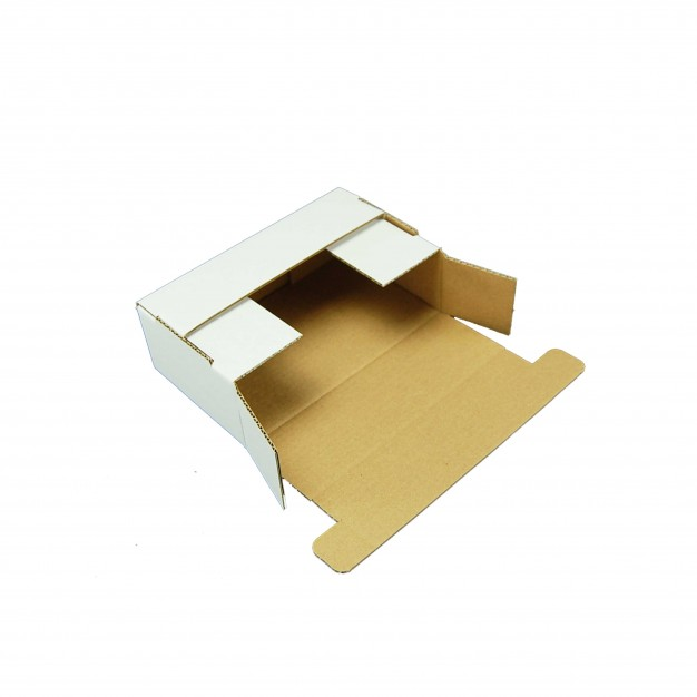 "E-Commerce Box - Double Locking - 9"" X 5.5"" X 3"""