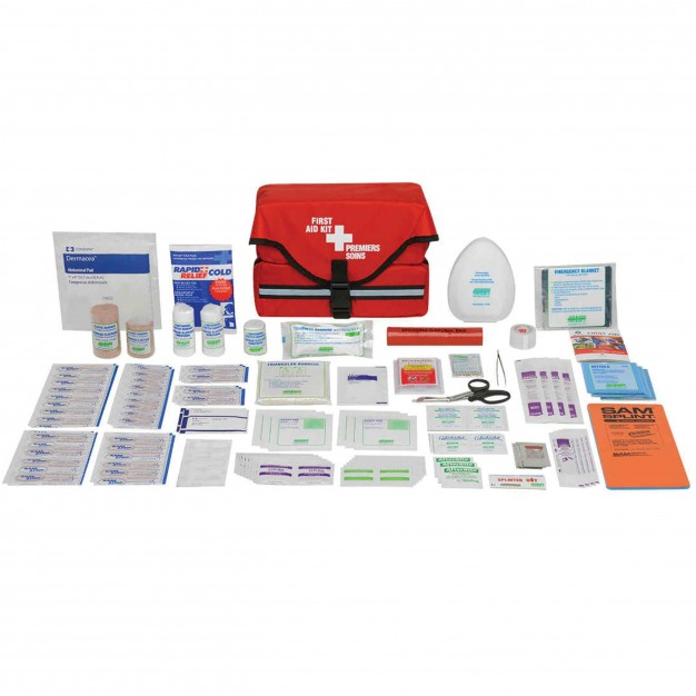 St. John Ambulance First Aid Kit - Trainers - Deluxe
