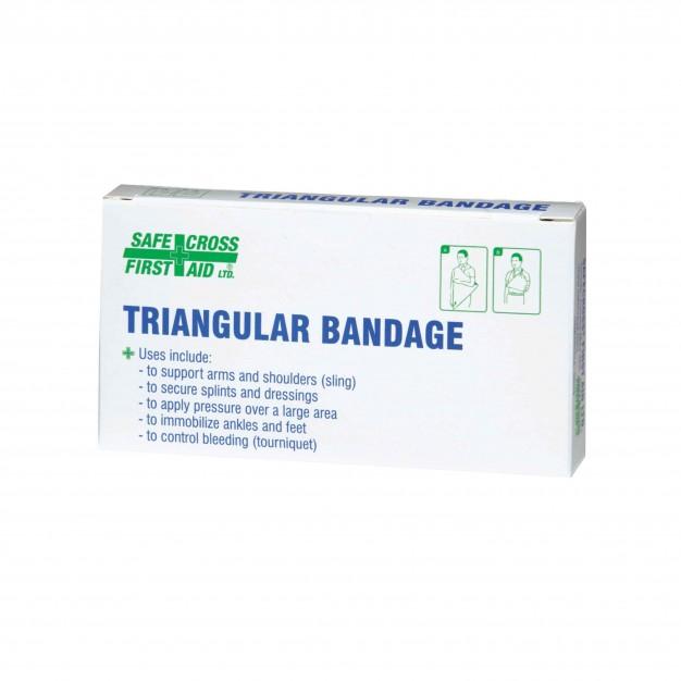 Compressed Triangular Bandage, Unitized -  1pk
