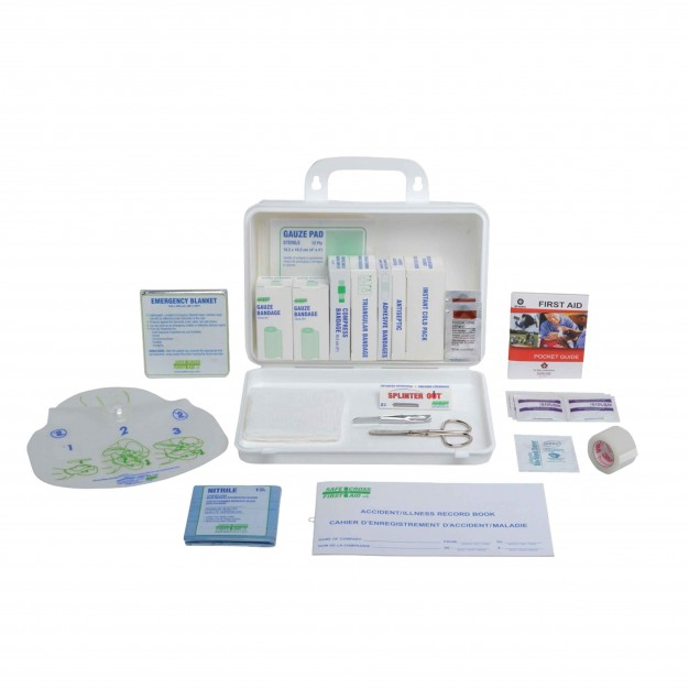 First Aid Kit for Trucks, Federal