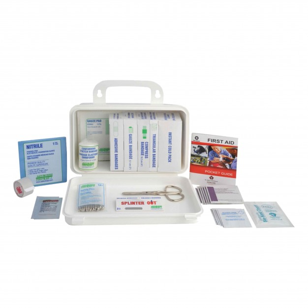 First Aid Kit for Trucks, Ontario