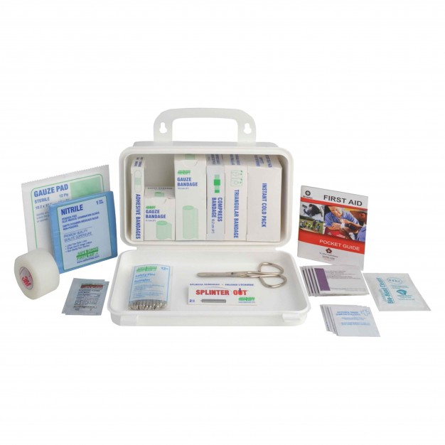 First Aid Kit for Trucks, Quebec