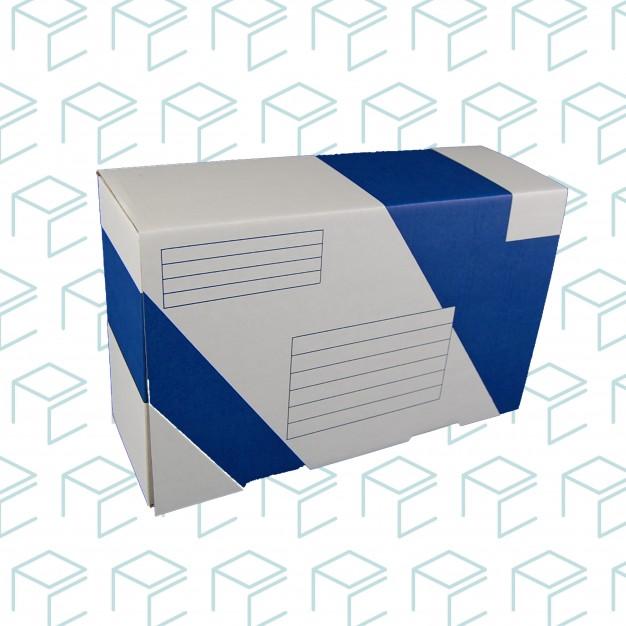 "Mailer Box - 9.5"" X 6.5"" X 3.75"" - Small Box"