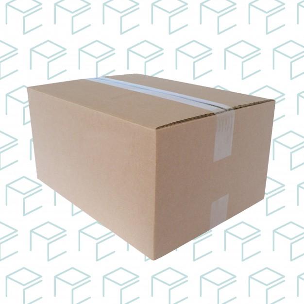 """Kraft Boxes - 12"""" X 9"""" X 6"""""""