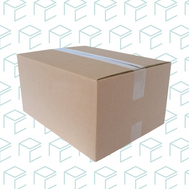 """Kraft Boxes - 12"""" X 6"""" X 6"""""""