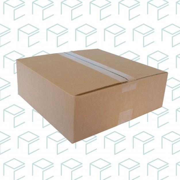 """Kraft Boxes - 12"""" X 12"""" X 4"""""""